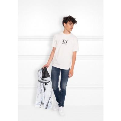 Foto van Nik & Nik Boys T-Shirt Levo Off White