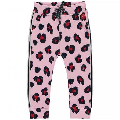 Foto van Quapi baby girl pants Rosalie pink leopard