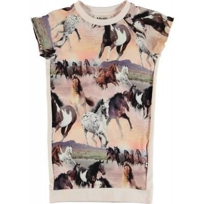 Foto van Molo tuniek jurk cyrilli Horses