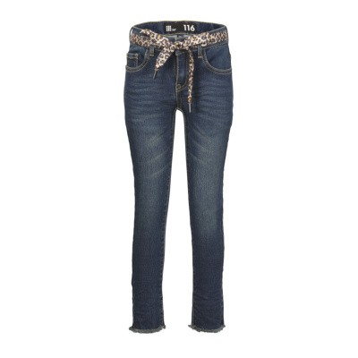 Foto van Dutch dream denim girls jeans Giza slim fit
