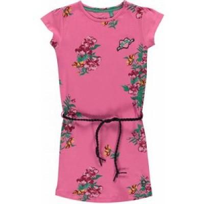 Foto van Quapi girls dress Stella Bright pink flower