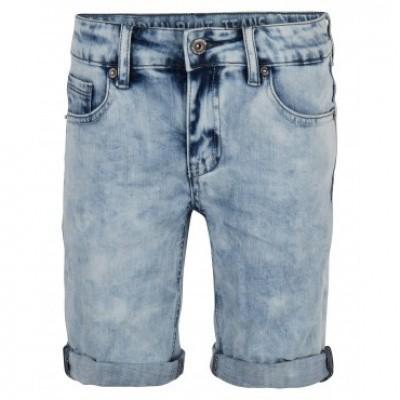 Indian blue jeans denim short