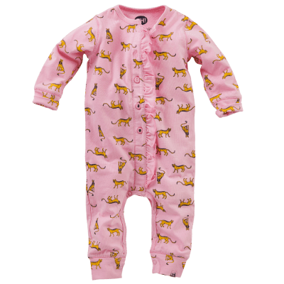 Z8 newborn girls Swaan Pretty Pink/AOP