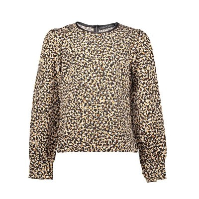 Frankie & Liberty Lucy Blouse Leo-Flage