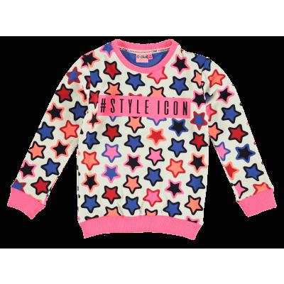 O'chill sweater Inez stars