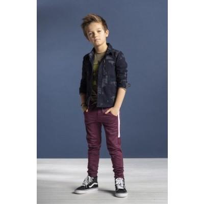 Quapi boy Pants Tyler Aubergine