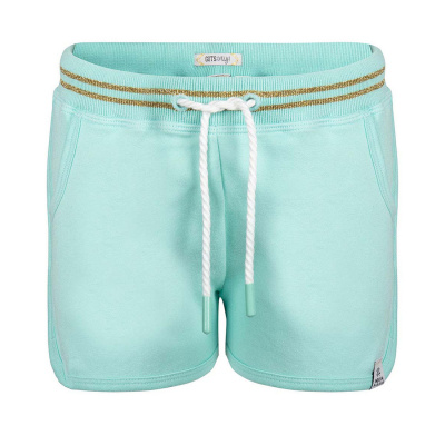Foto van Indian blue jeans girls shorts mint green
