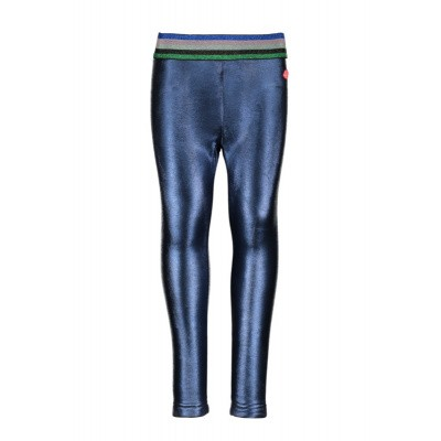 Foto van Kidz-Art legging Coated - Dark Blue