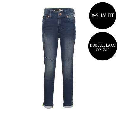 Foto van Dutch dream denim boys jogpants extra slim Rangi