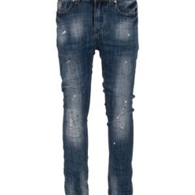 Indian blue jeans boys skinny fit Jason