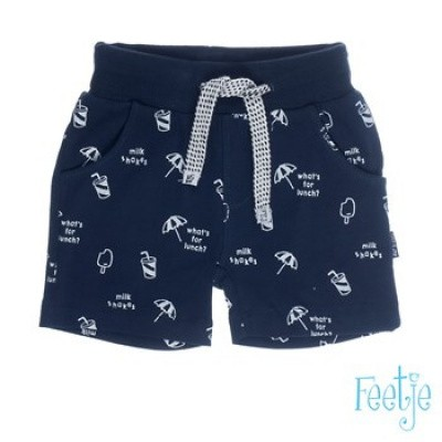 Feetje baby boy short navy