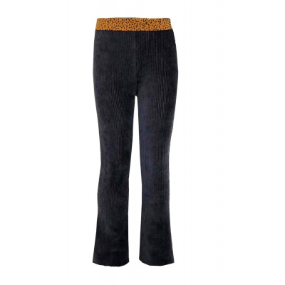 Foto van Topitm girls flared pants rib Annabelle