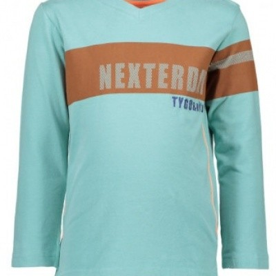 Foto van Tygo & Vito boys longsleeve light blue
