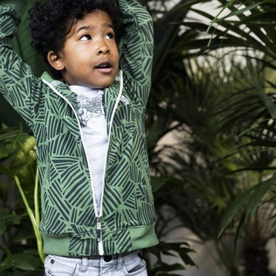 Foto van Tumble 'n Dry Wonra Sweatvest Vineyard Green