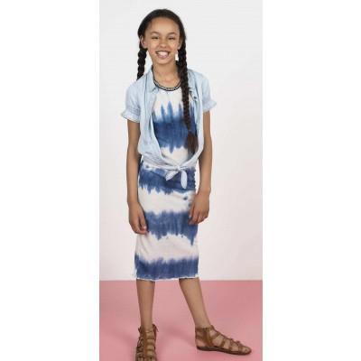 Foto van Flo maxi dress blue