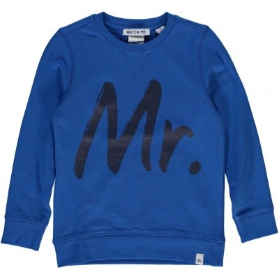 Foto van Nik & Nik George sweater True Blue