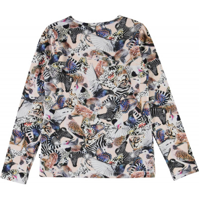 Molo girls longsleeve Rose Twister