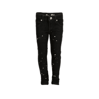 Dutch dream denim girls jeans Lala met verfspetters