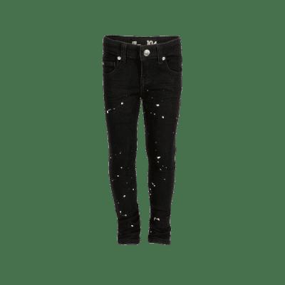 Foto van Dutch dream denim girls jeans Lala met verfspetters
