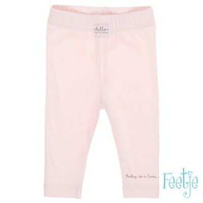 Foto van Feetje baby girl legging softpink love day