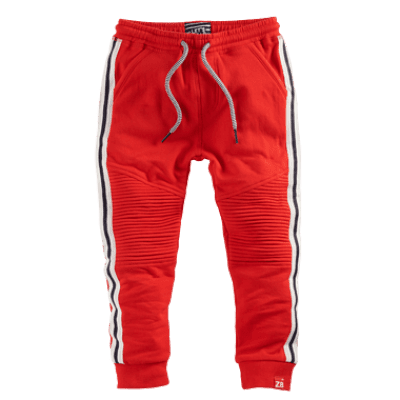 Foto van Z8 boys jogpants Barth red