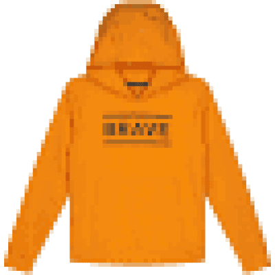Foto van Levv Boys Hooded Sweater Floyd Flame Orange