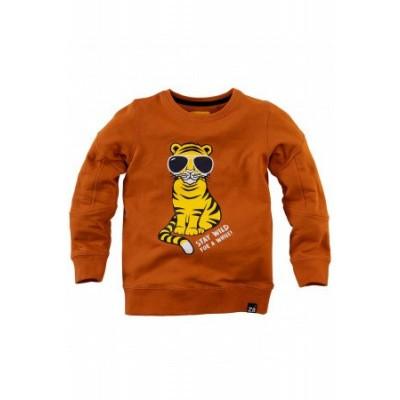 Z8 Baby Boys Duncan Sweater Cognac