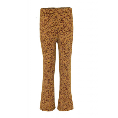 Topitm Flared pants Annemoon leopard
