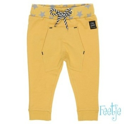 Foto van Feetje baby boy jogpants Yellow