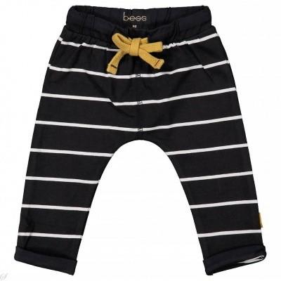Foto van Bess baby pants stripe black
