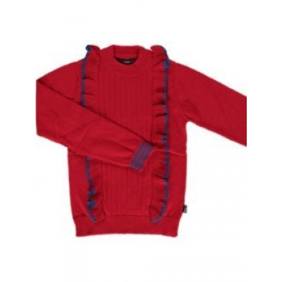 Foto van Little miss Juliette Sweater Rood