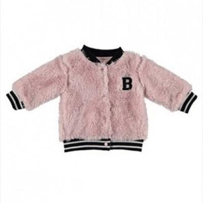 Foto van Bess baby cardigan pink