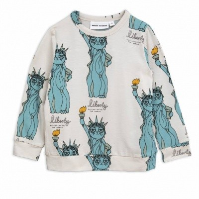 Foto van Mini Rodini Liberty top ls tee