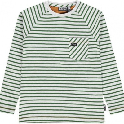 Tumble n dry boys longsleeve Volod true green