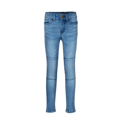 Foto van Dutch dream denim Mwezi light blue skinny jeans