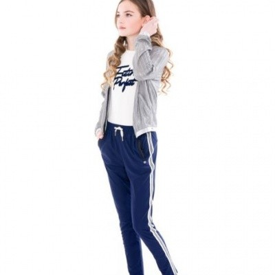 Foto van Franky and liberty girls pants Gilly blue