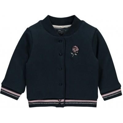 Quapi newborn vest Xilena dark blue