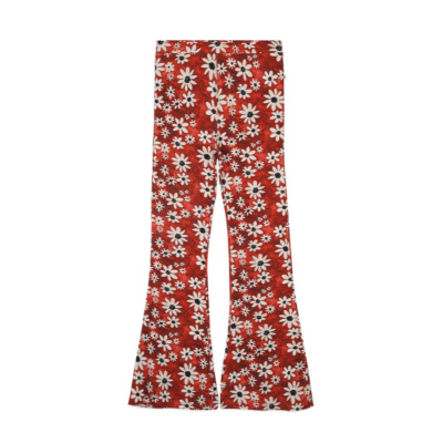 Ammehoela flarden broek flower big hippie
