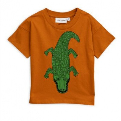 Foto van Mini rodini t-shirt crocco