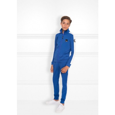 Foto van Nik & Nik Boys Track Pants Lydon Space Blue