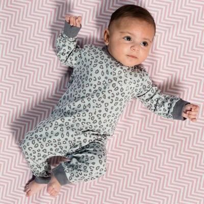 Quapi newborn boxpakje Zavannah light grey