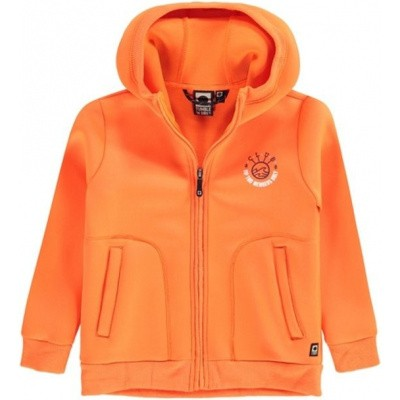 Tumble n dry boys vest Denter Orange