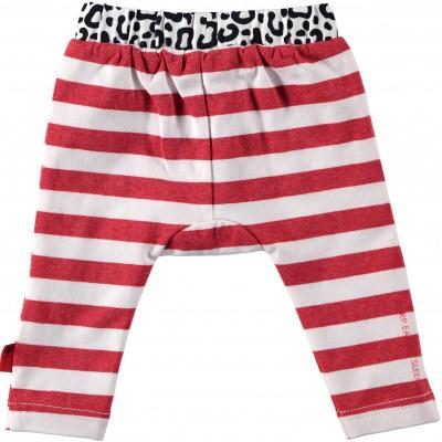 Foto van Bess newborn pants stripe dessin