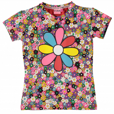 Foto van O'Chill Shakira shirt all over flower print