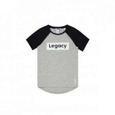 Nik & Nik boys T-shirt Powell light grey