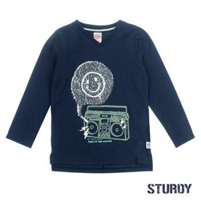 Foto van Sturdy Longsleeve This Day - Tuning Vibes