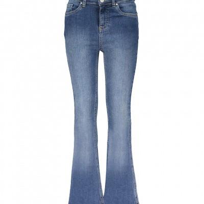 Foto van Frankie & Liberty Marla Flara Jeans Denim Blue