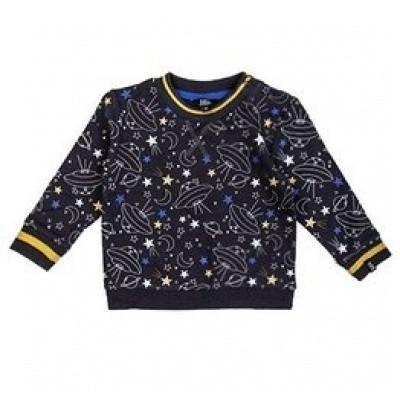 Foto van Beebielove baby boys Sweater print ANT