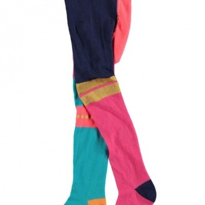 Foto van Kidz-art girls multi color tights