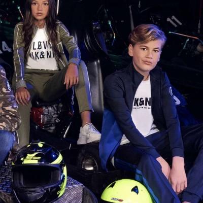 Nik & Nik Laura Track pants Utility Green